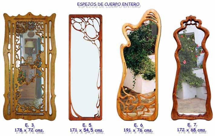 Espejos cuerpo entero for Espejo cuerpo completo