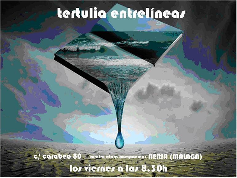 b0507f8b2438 Tertulia Sin Fronteras Entrelíneas